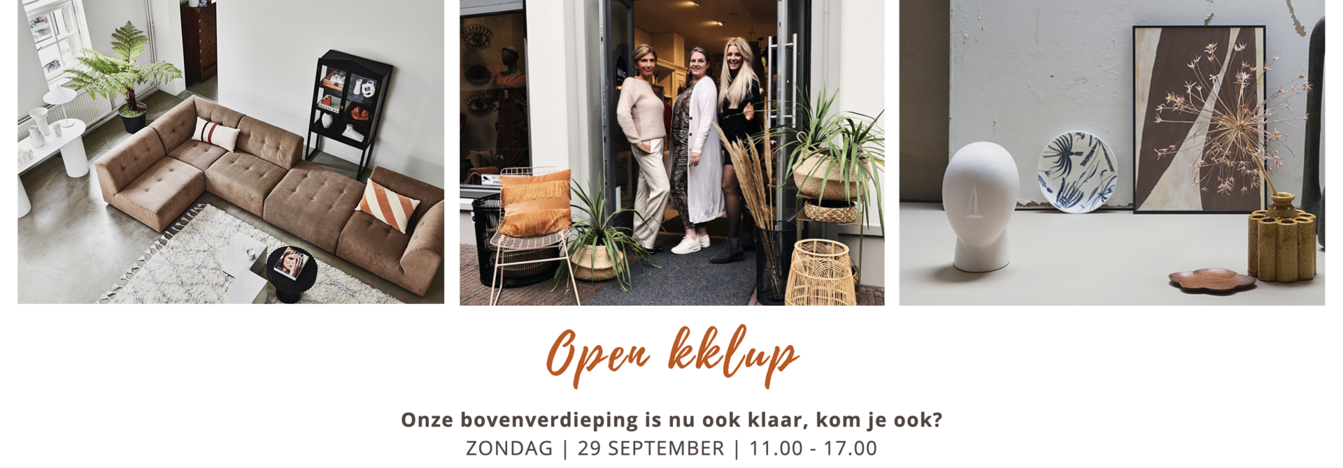 Open kklup op 29 september!