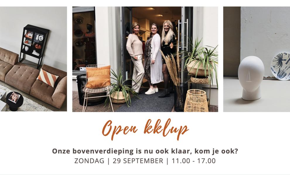 Open kklup op 29 september!