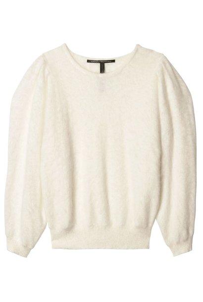 Sweater Butterfly Ecru