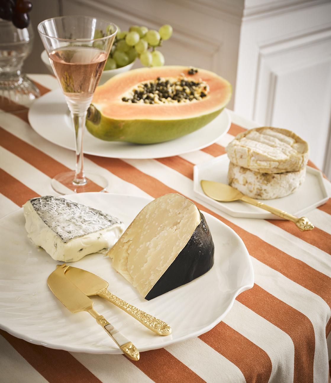 Bestek cheese set of 3 Gold-2