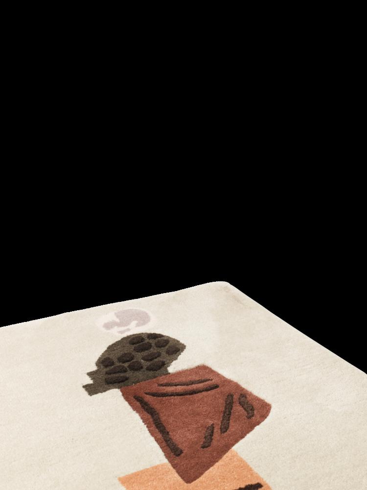 Wandkleed tufted 70x110cm Beige-3