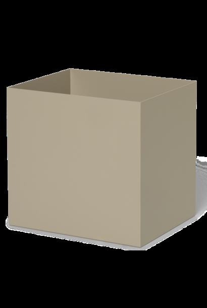 Plant Box pot 24x22x19cm Cashmere