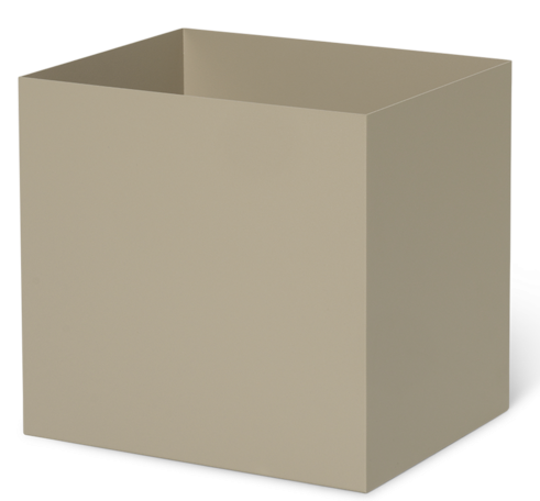 Plant Box pot 24x22x19cm Cashmere-1