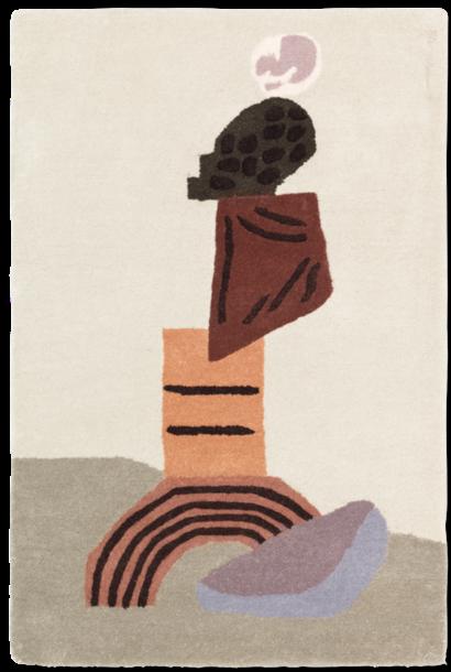 Wandkleed tufted 70x110cm Beige