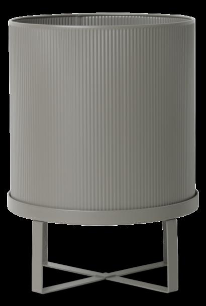 Pot Bau Ø28cm H38cm Warm Grey