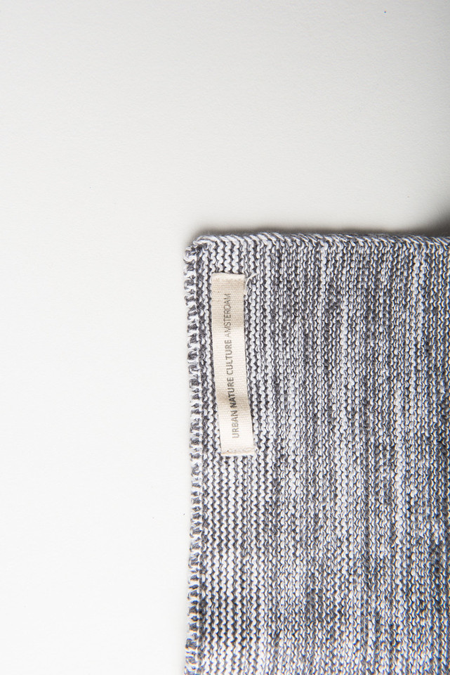 Cleaning cloth melange knit-4