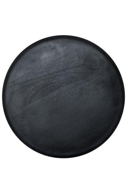 Dienblad Shizu Ø50x2cm mango Wood