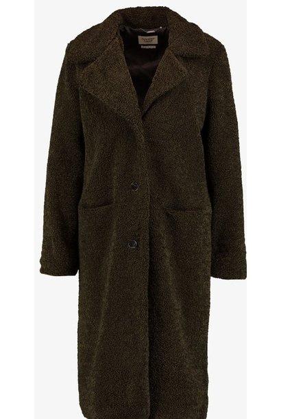 Jas Moussy Coat Green