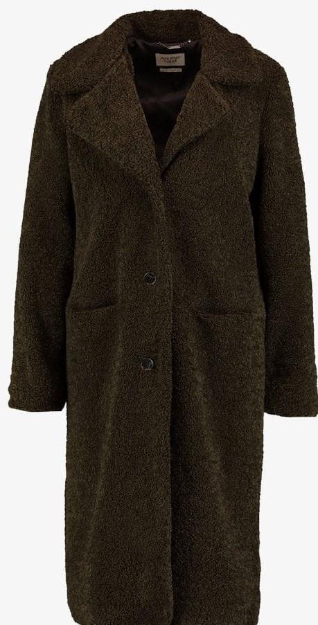 Jas Moussy Coat Green-1