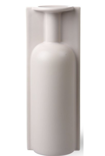 Vaas mold shape flower vase l matt skin