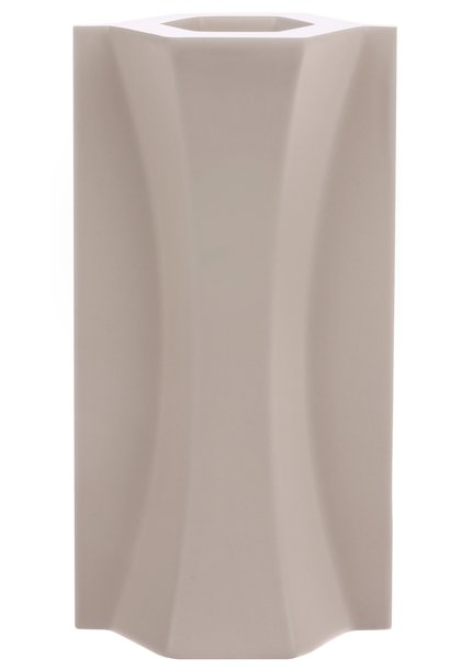 Vaas mold shape flower vase s matt skin