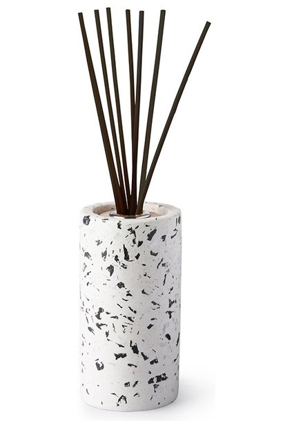 Geursticks terrazzo scented sticks White