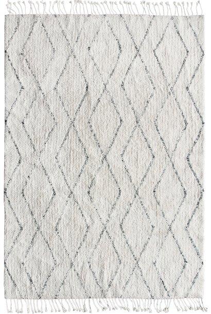 Vloerkleed cotton berber rug (140x200cm)