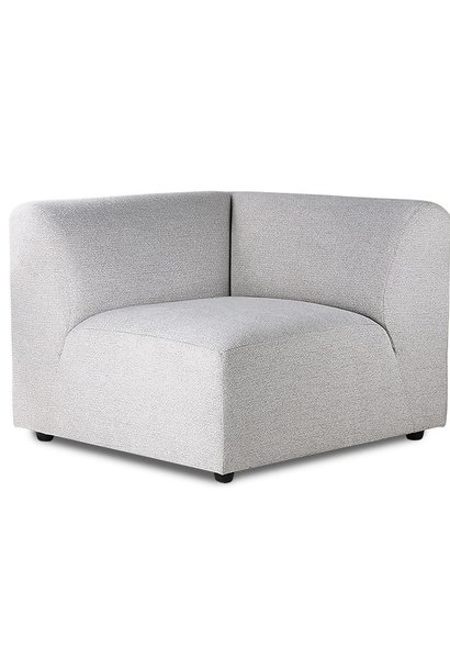 Element jax couch Left light grey