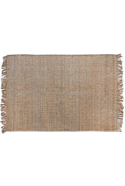 Vloerkleed jute rug (200x300cm)
