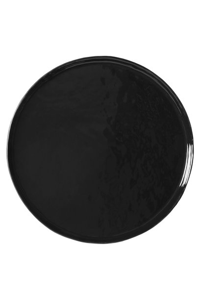 Bord Lola charger Ø 31cm Black