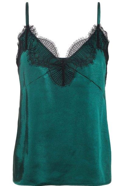 Top Yasflorence singlet Green