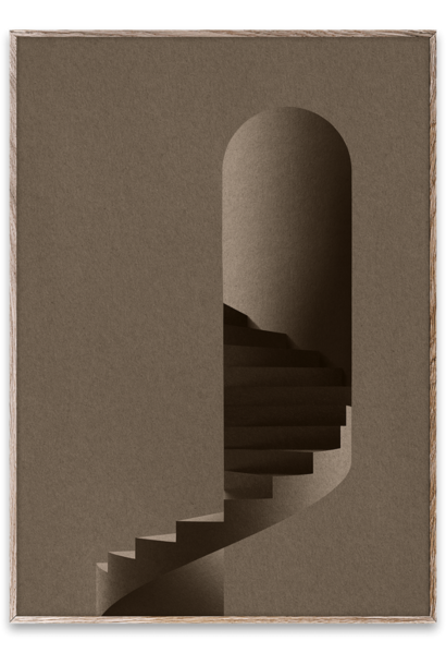 Poster the tower 30x40cm