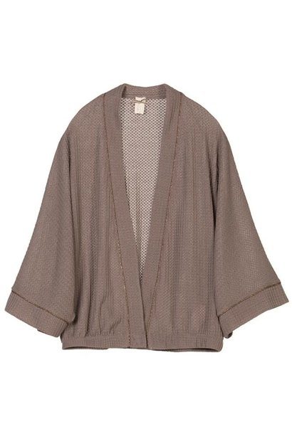 Vest kimono Nude