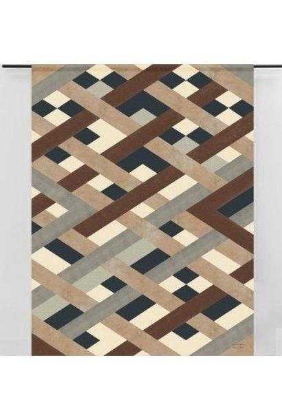 Wandkleed Timber L 190x145cm