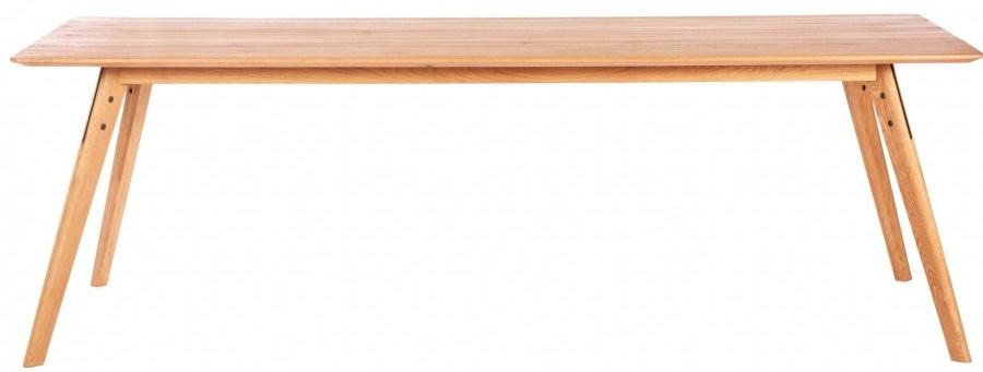 Tafel Stillet rustick oak 200x90cm Natural-1