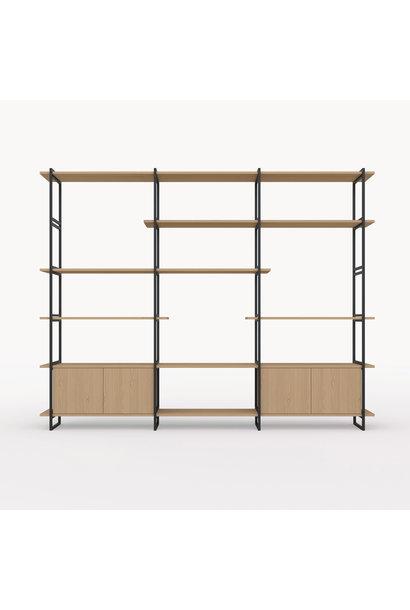 Wandkast Modular (meerdere varianten mogelijk)