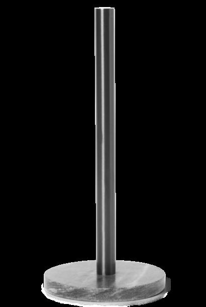 Keukenrolhouder Towel 32x14cm Black