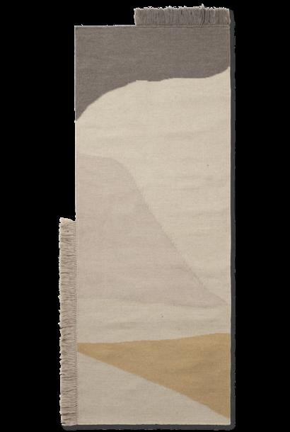 Kleed Kelim 180x70cm Earth