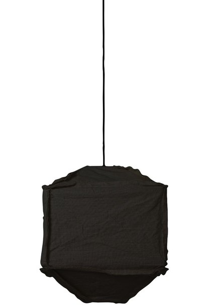 Hanglamp Titan Ø40X50cm Zwart