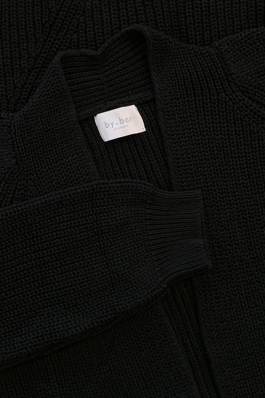 Vest Berry long Black-4