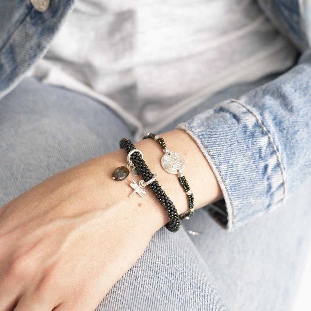 Armband Jacky labradorite silver Multi-2
