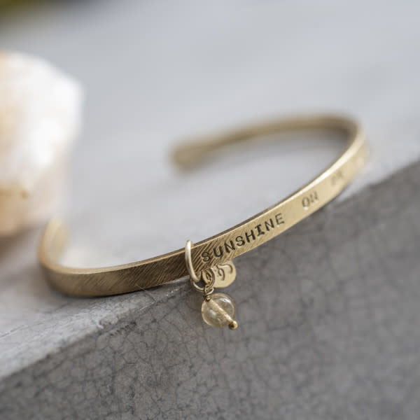Armband Pure Citrine Gold-3