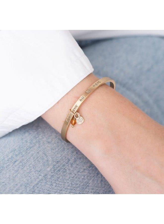Armband Pure Citrine Gold