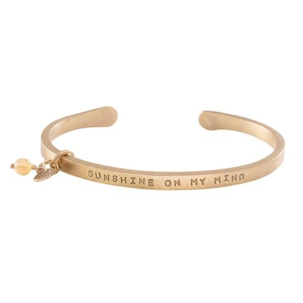 Armband Pure Citrine Gold-1