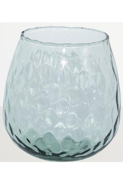 Glas Tumbler recycled Ocean