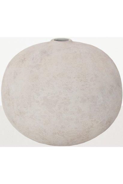 Vaas Pedra 23x20cm Grey