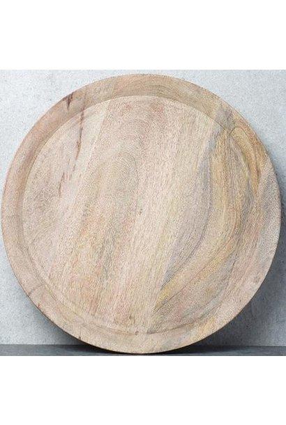 Dienblad Porto mango Ø42cm