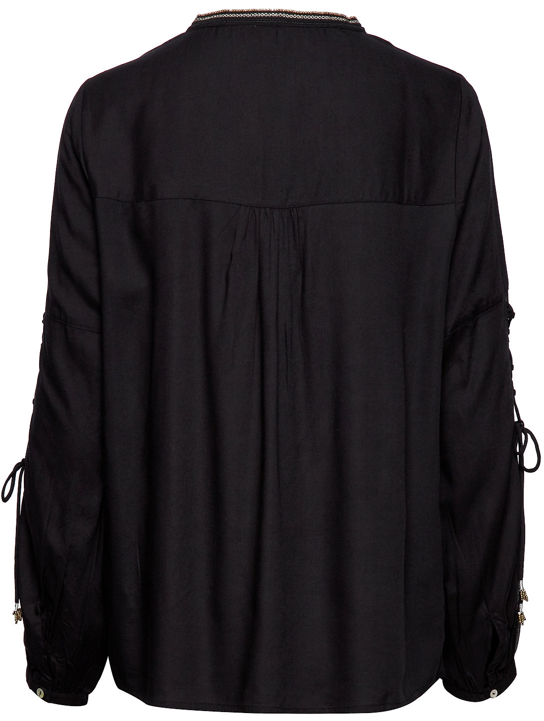 Blouse Luxa Black-2