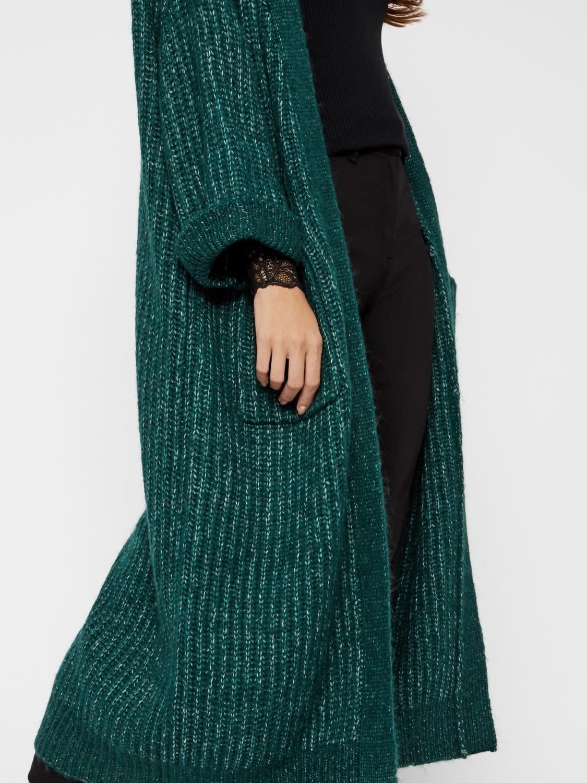 Vest Yassunday Long knit Pine-2