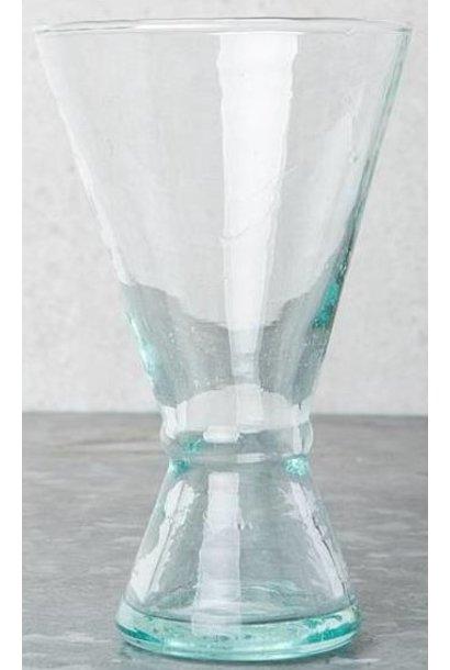 Glas Recycled Marocco 9x14cm