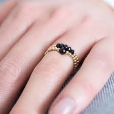 Ring sparkle tiger eye-2