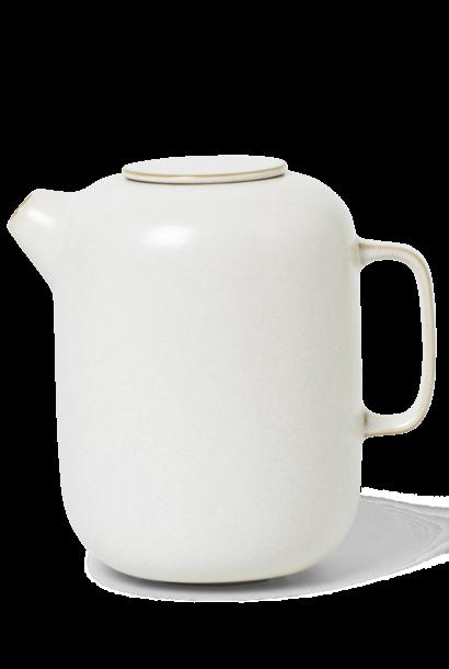 Koffiepot Sekki 11x15cm Cream