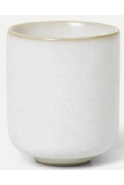 Kop Sekki Ø:8cm Cream
