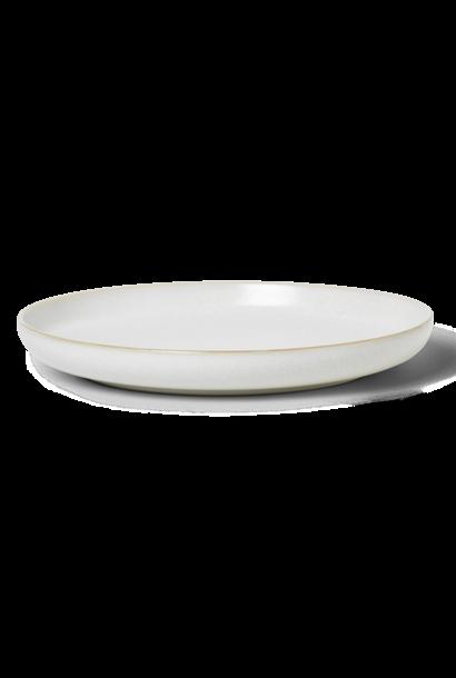 Bord Sekki Ø:25cm Cream