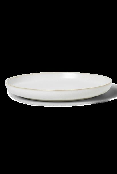Bord Sekki Ø:18cm Cream