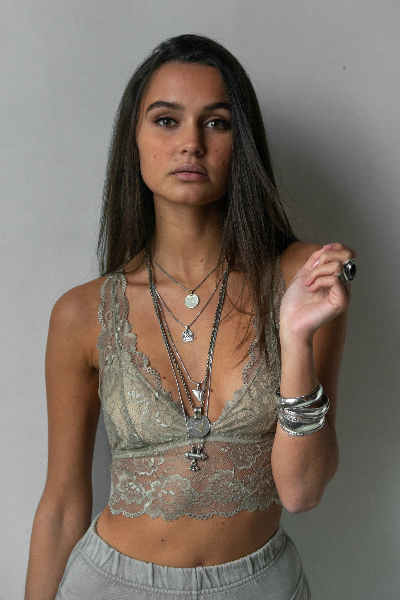 Bralette Lilly Tender Taupe-1