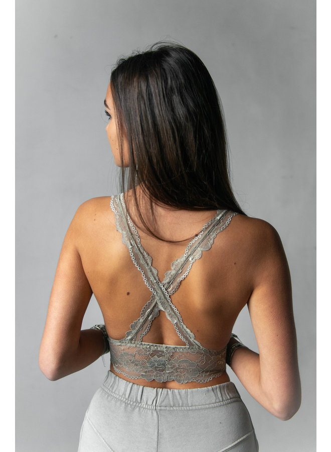 Bralette Lilly Tender Taupe