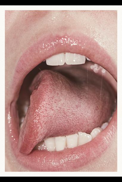 Poster Lips 30x40cm
