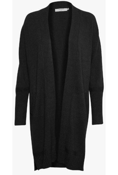 Vest AdelinaCR Knit Pitch Black