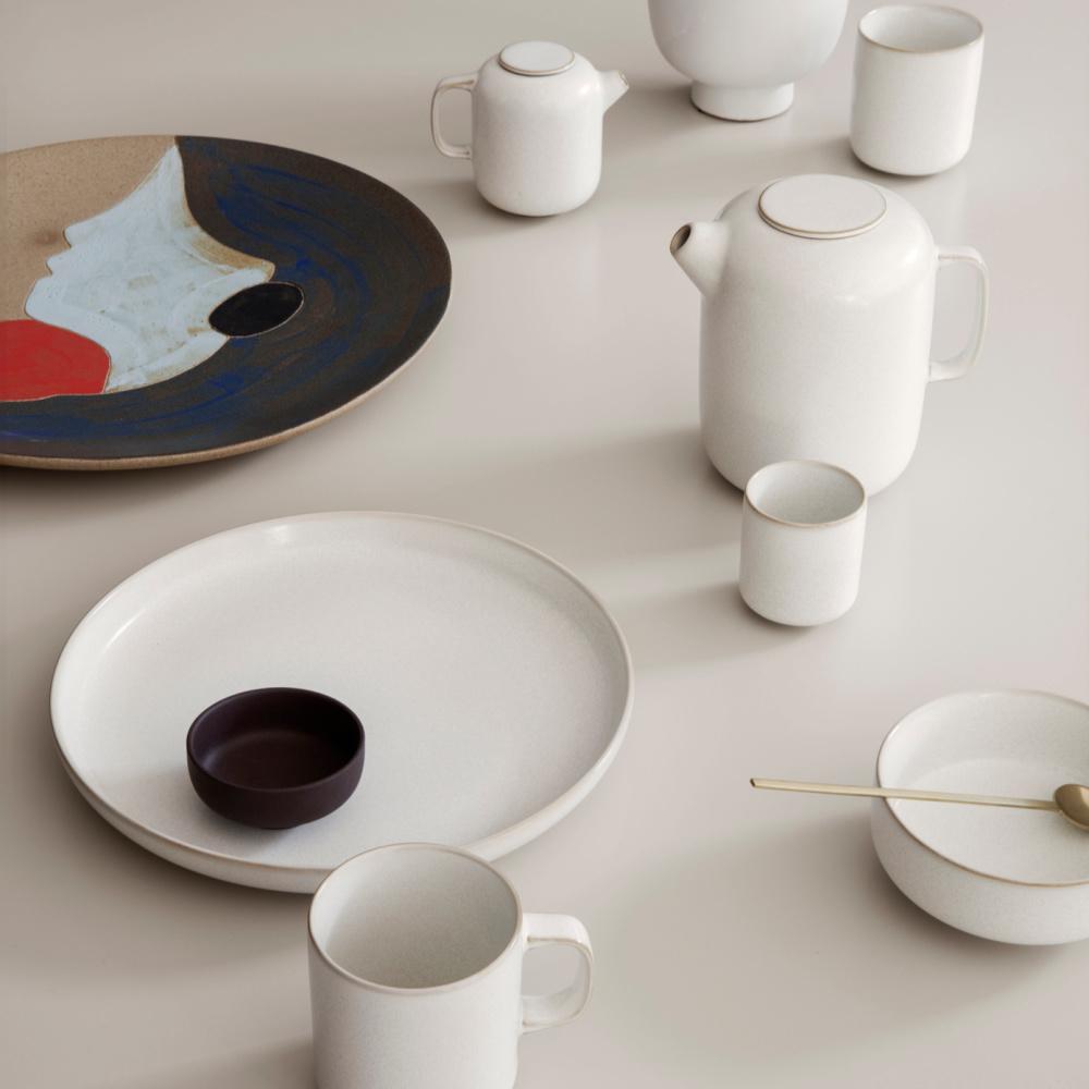 Koffiepot Sekki 11x15cm Cream-5